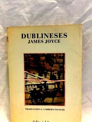 dublineses james joyce lumen -Libro-: James Joyce