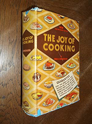 The Joy of Cooking (New and Enlarged: Rombauer, Irma S.