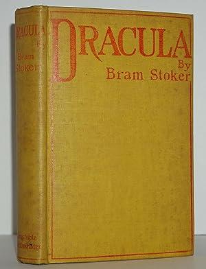 DRACULA (1897 Printing): BRAM STOKER
