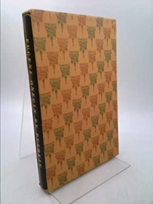 Eugene Onegin,: A novel in verse,: Alexander Pushkin
