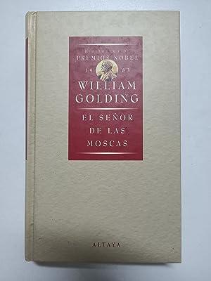 El señor de las moscas. Biblioteca de: William Golding