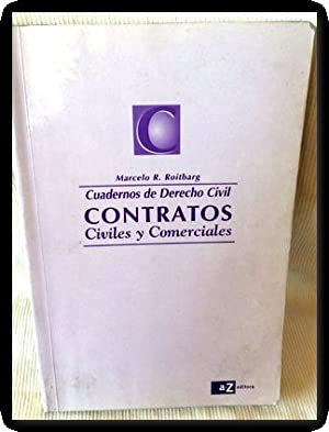 contratos civiles y comerciales marcelo r roitbarg: Marcelo R. Roitbarg
