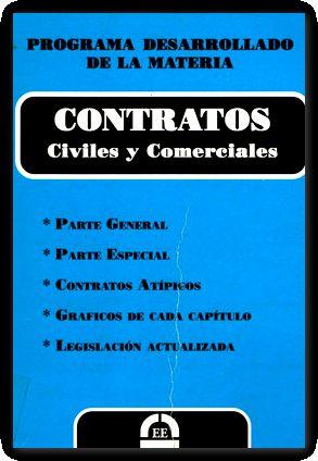 guia de estudio contratos civiles y comerciales: Guía De Estudio
