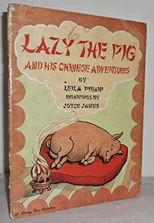 Lazy the Pig and his Chinese Adventures: PIRANI, Leila