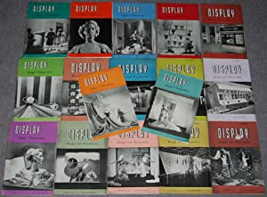Display : Design & Presentation [17 issues: February 1947 - November 1950]