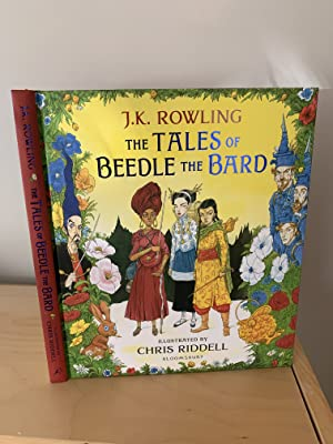 The Tales of Beedle The Bard (signed): Rowling, J.K.