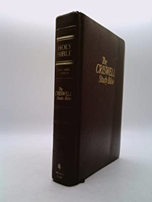 The Criswell Study Bible KJV