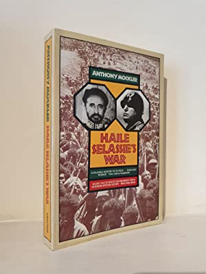 Haile Selassie's War: Anthony Mockler
