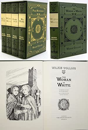 FOUR MYSTERIES. The Moonstone. Arma Dale. No: Collins, Wilkie.