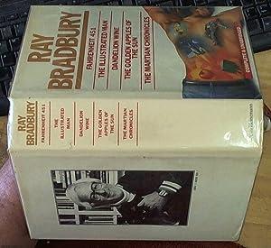 Fahrenheit 451 - The Illustrated Man -: Bradbury, Ray