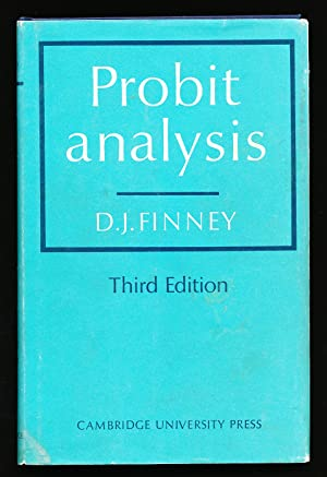 Probit Analysis: D. J. Finney