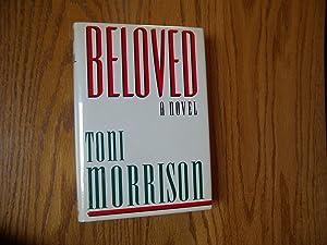 Beloved. (Signed Bookplate).: Morrison, Toni.