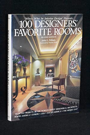 100 Designers' Favorite Rooms; Second Edition