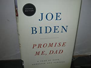 Promise Me, Dad - Signed