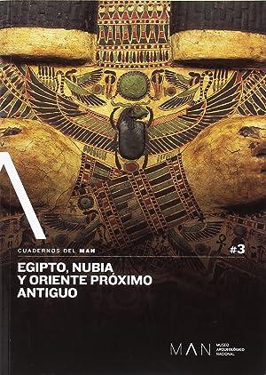 Egipto, nubia y oriente próximo antiguo: Mª Carmen Pérez