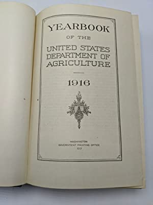 Yearbook of the United States Department of Agriculture 1916