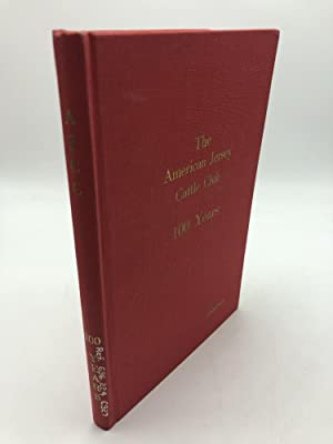 History of The American Jersey Cattle Club 1868-1968