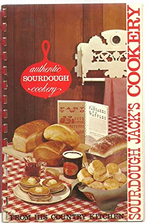 Sourdough Jack's Cookery: Jack Mabee