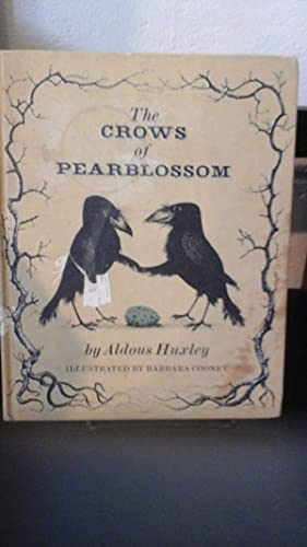 The Crows of Pearblossom: Aldous Huxley