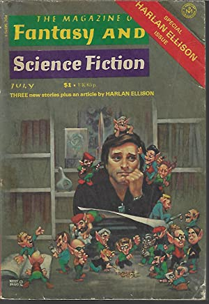 The Magazine of FANTASY AND SCIENCE FICTION: F&SF (Harlan Ellison;
