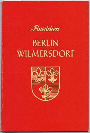 Berlin-Wilmersdorf. Stadtführer.: Baedeker, Karl. -