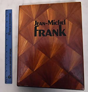 Jean-Michel Frank, Adolphe Chanaux: Sanchez, Léopold Diego.