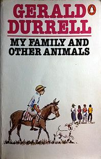 MY FAMILY AN OTHER ANIMALS *PENGUIN BOOKS*: DURRELL, GERALD