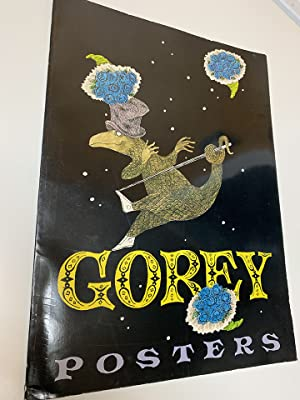 Gorey Posters: Gorey, Edward