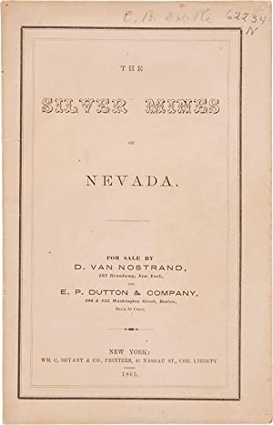 THE SILVER MINES OF NEVADA