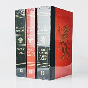 The Wolf Hall Trilogy: Wolf Hall, Bring: Mantel, Hilary