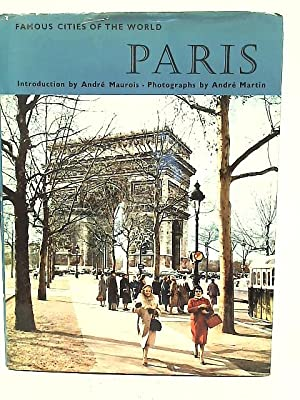 Image du vendeur pour Paris mis en vente par World of Rare Books