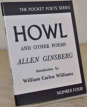 HOWL and Other Poems. Signed by Allen: Ginsberg, Allen