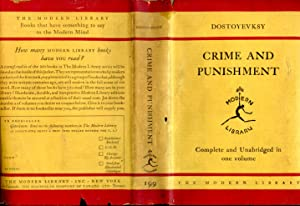 CRIME AND PUNISHMENT: Complete and Unabridged in: DOSTOYEVSKY, FYODOR, Written