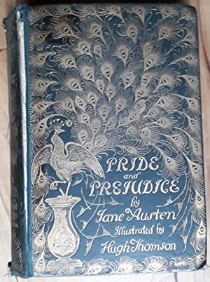 "PRIDE AND PREJUDICE. The Rare First ""Peacock"": Austen (Jane) ;-"