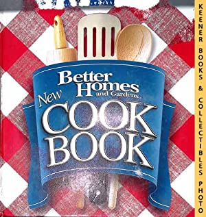 Better Homes And Gardens New Cook Book: Darling, Jennifer (Editor)