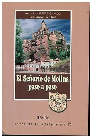 El señorío de Molina paso a paso: Herrera Casado, Antonio
