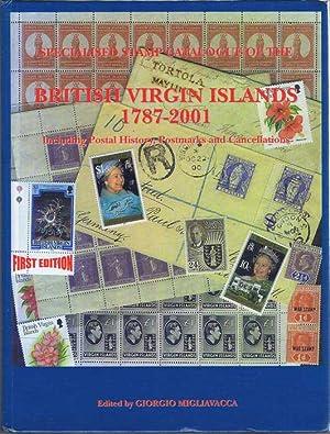Specialised stamp catalogue of the British Virgin: MIGLIAVACCA Giorgio