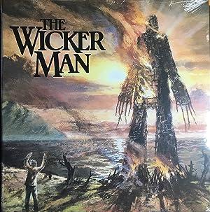 The WICKER MAN LP Vinyl LP Record: HARDY, ROBIN (author)