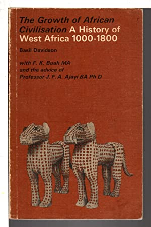 A HISTORY OF WEST AFRICA 1000-1800.: Davidson, Basil with