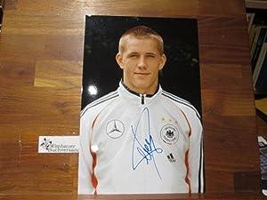Bild des Verkäufers für Original Autogramm Nils Petersen Fussball /// Autogramm Autograph signiert signed signee zum Verkauf von Wimbauer Buchversand
