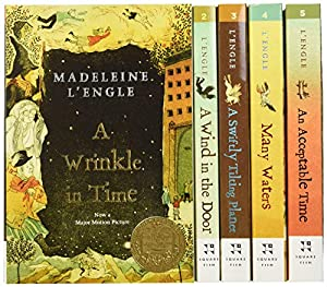 The Wrinkle in Time Quintet Boxed Set: L'Engle, Madeleine