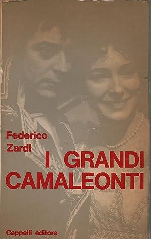 I grandi camaleonti Originale televisivo in 2: Federico Zardi