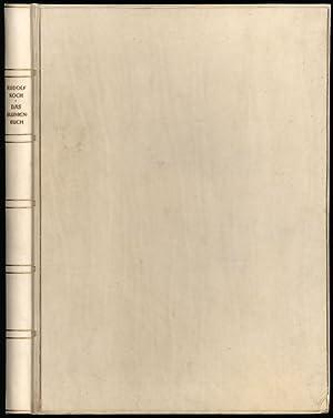 Das Blumenbuch. [Pergamentband.] 80 Zeichnungen. In Holz: Koch, Rudolf: