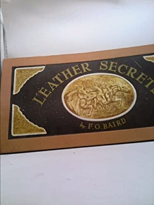Leather Secrets: F. O. Baird