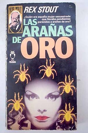 Las arañas de oro: Stout, Rex