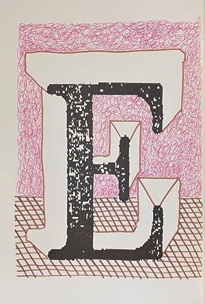 Hockney's Alphabet.: HOCKNEY, David; SPENDER,