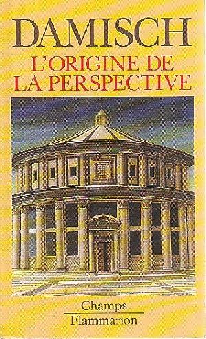 L'origine de la perspective,: DAMISCH Hubert
