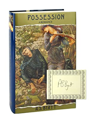 Possession [Signed Bookplate Laid in]: A.S. Byatt