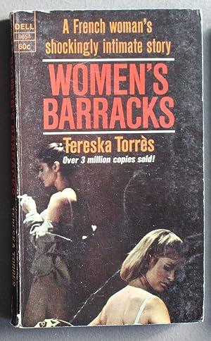 Women's Barracks. (Lesbian War Fiction; Dell Book: TORRES, TERESKA (translated
