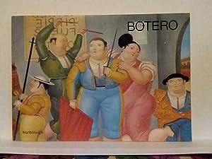FERNANDO BOTERO: LA CORRIDA: BULLFIGHT PAINTINGS, 1985: Marcel Paquet